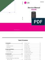 LG GU230 Dimsun Service Manual
