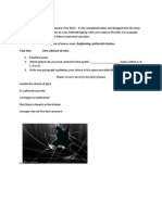 2013 AAP English Minor Exam Term One(1)