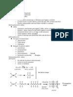 Biomateriale - Sinteza Polimerilor