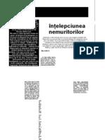 Intelepciunea Nemuritorilor(19-255)