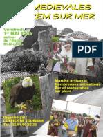 page médiévale 2009