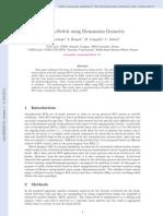 A Brain-Switch Using Riemannian Geometry