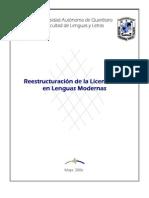 Reestructuracion Fll Mayo_2006