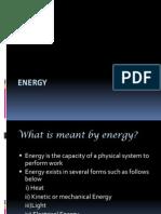 Energy Ppt