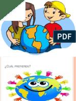 presentacion para niños