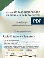 TTC Spectrum Management Lecture