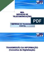Sistemas de Transmissão Digital1