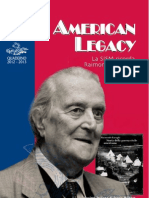 2013 American Legacy