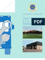 USAF Vehicle Facilities Design Guide
