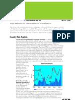 SEB Country Analysis 2008 Iceland