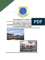 USAF Squadron Facilities Design Guide