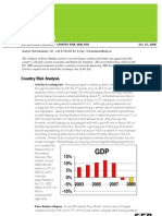 SEB Country Analysis Dec 2008 Latvia