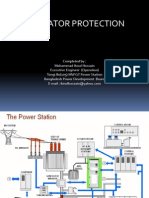Generator Protection Class presentation