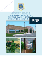 USAF OSI Facilities Design Guide