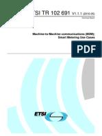 ETSI Smart Metering