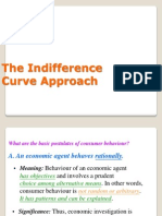 Indifference Curve Approach
