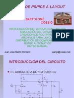 Schematic a PCB
