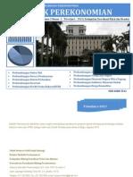 Booklet SP Triwulan I 2013