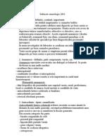 Subiecte Semilogie '11 PDF