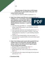 Analisis Masalah Skenario a Blok 18