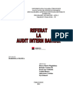 Referat Alfa Audit Sa Manea