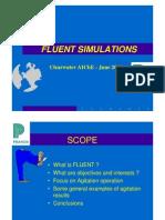 Fluent Simulation