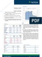 Derivatives Report, 11 June 2013