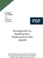 Investigación de San Agustín