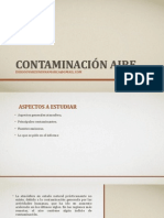 ContaminaciónAIRE