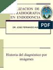 Radiografia en Endodoncia 2011