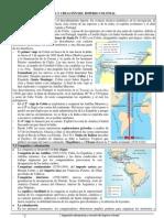 7. Expansión ultramarina y creación del imperio colonial.