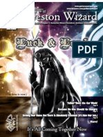 Galveston Wizard, Volume #13