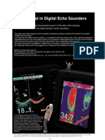 @the Latest in Digital Echo Sounders