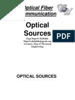 EE-403 Optical Source