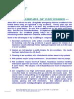 Wet vs Dry Scrubber Differentiator