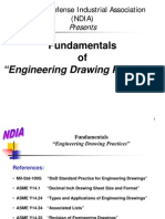 Gaston Engineering Drawings