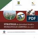 Strategia de Dezvoltare Locala Campina 2011 2017 Final