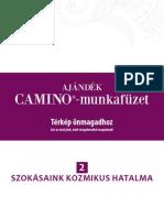 munkafuzetCamino2011novdec