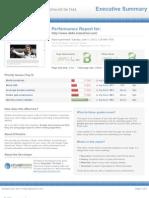 Performance report for delta-industrial.com