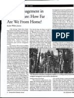 Forest Managaement in Permaculture How Far Are We From Home by Jan Willem Jansens