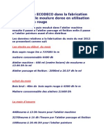 Exercice Cout Complet