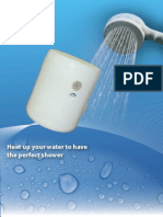 BrochurePEARL Water Heater
