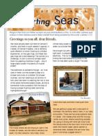 Parting Seas Newsletter Three - June 2013