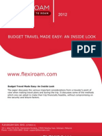 Budget Travel Made Easy