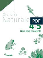 24097603 Actividades Ciencias Naturales 4 y 5 EGB