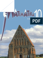 Matematika 10. I Dalis (2002) by Cloud Dancing