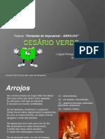 94342310 Cesario Verde