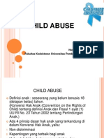 Presentasi Child Abuse