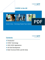 The Future of Hvdc in the Uk