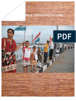 The Future of Democracy in India
